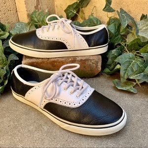 Vans Lo Pro Oxford Leather Sneaker